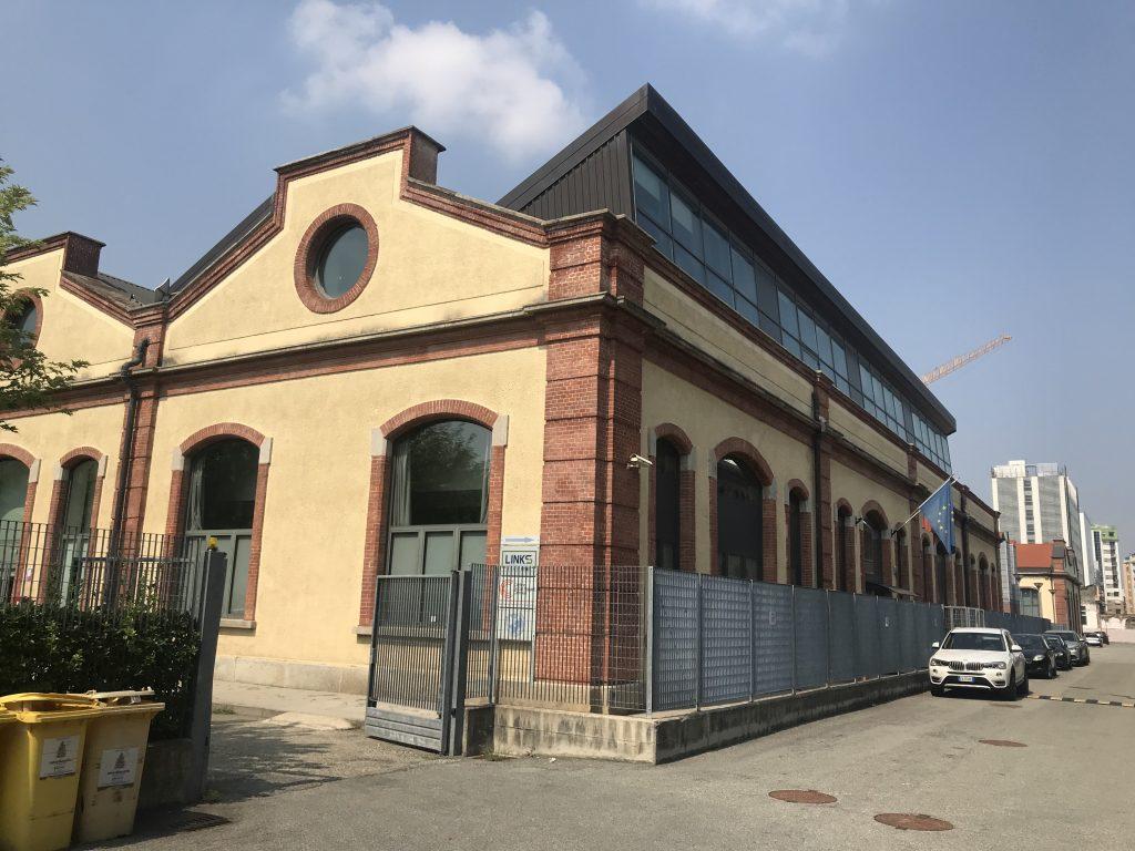 Cottino Social Impact Campus - Sede ex Links - Il nuovo Campus nella Cittadella Politecnica - Torino